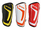 Errea Kent Football Shin Guards Pads Adult Red Black or Orange Shinpads