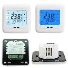 Digital Programmable Room Thermostat For Underfloor Heating Mat/Heating Panel