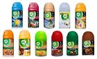 Air Wick Freshmatic Ultra Automatic Spray Refills 6 Different Scents 6.17oz each