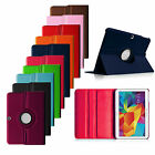 Rotating Leather Case Stand Cover for Samsung Galaxy Tab 4 10.1 SM-T530 Tablet