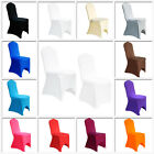 100 Chair Covers Spandex Lycra Cover Wedding Banquet Anniversary Party Decor