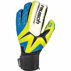 REUSCH Waorani SG Impact LTD Mens Goalkeeper Glove - Yellow / Blue