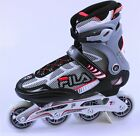 FILA BOND KF Inlineskate black/red  - NEU