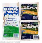 Instant Ice Cold Packs - Pain Relief - Muscle Ache, Back Pain Injury, First Aid