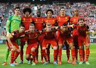 Belgium World Cup 2014 Giant 1 Piece  Wall Art Poster WC105