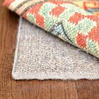 """Natural All Felt Rug Pad 32 oz.- Multiple SQUARE SIZES - 3/8"""" Thick"""