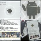 Anti Radiation Sticker Android Gold Plating for Mobile Phones PAD MP3 PC TV lot