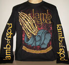 Lamb Of God Pray For The Cleansing long sleeve T-Shirt Size XL & 3XL XXXL new!