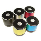 Bluetooth Wireless Mini Portable Metal Speaker For Mobile Tablet PC MP3 LOT