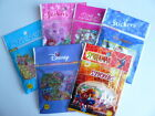 100 Mini Sparkling Stickers ~ Spiderman Marie Winnie Barbie *BOGOF*  99p a pack