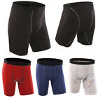 Mens Compression Under Base Layer Tights Shorts Sports Skin GYM Pants Leggings
