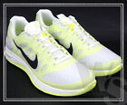 Nike Lunarglide V 5 Swift 2014 White Volt Black 648543-100 UK 8~10 running