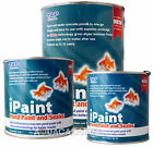 TAP iPAINT COLOURED ACRYLIC POND I PAINT CONCRETE SEALER WATERPROOF FEATURE SEAL