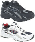 Mens Kids New Comfortable Black / White Sports Gym Fitness Trainers 1 - 13