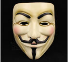 Set 10 V for Vendetta Guy Fawkes Costume Mask Masquerade Halloween Tools New