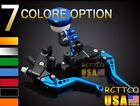 New Motorcycle CNC Brake Clutch Levers Fit For Ducati Fluid Reservoir Universal