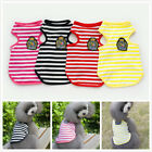 100% Cotton Pet Puppy Dog Cat Coat Clothes Cute Monkey T-Shirt Free Shipping B67