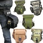 6 Color Multi-Purpose Special Weapons Tactics Leg Drop Utility Bag Thigh Package
