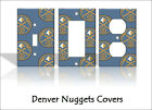 Denver Nuggets Light Switch Covers Basketball NBA Home Decor Outlet on eBay