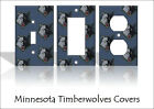Minnesota Timberwolves Light Switch Covers Basketball NBA Home Decor Outlet on eBay