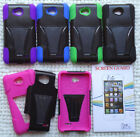 Case + Screen protector For LG Optimus Exceed 2 / VS450PP L70 L41C MS323 LS620