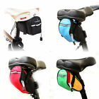 Cycling Outdoor Sports Bicycle Bike Saddle Seat Waterproof Bag Mobile Phone Case
