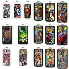 DC Marvel comic book cover case for Samsung galaxy No. 2