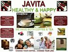 Javita Weight Loss All Natural Coffee 24Pkts NEW SEALED