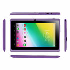 "5 Colors iRULU 7"" 8GB Android 4.2 Tablet PC Dual Core Dual Camera WIFI 1.5GHz"