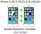 "Display Reparatur: iPhone 4, 4S, 5, 5S, 5c, 6, 6 + Plus, Glas LCD Touch ""defekt"""