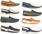 Mens Loafers Moccasins Driving Shoes Designer Casual Boys Slip On Shoes Size