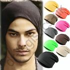 Unisex Oversized Knit Baggy Beanie Slouch Ski Hat Cap Warm Winter Skateboard Men