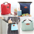 Storage Picnic Bag Thermal Tote Portable Insulated Pouch Waterproof Lunch Sale