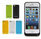 4200mAh External Battery Backup Charger Case Powerbank for iPhone 5 5s 5c