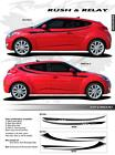 FOR Hyundai Veloster Graphics Kit Decals Emblems Trim EE1934-35 2012-2014 by AGP