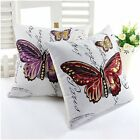 Butterfly Cushion Covers 4 Colors New FREE SHIPPING