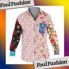 Foul Fashion Mens Casual Shirts, Be Unique, No One Will Have A Shirt This Shite