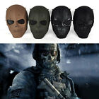 Skull Skeleton Army Airsoft Paintball BB Gun Full Face Game Protect Safe Mask