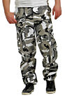 Game Cargo Herren Hose Trouser Pants Camo Camouflage Army Armee Feldhose