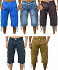 Mens J2 Denim Designer Jeans Chinos Combats Shorts Stylish Smart Training Cargo