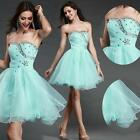 New Trend Sequins Ball Gowns Formal Evening Formal Short Prom Dresses Wedding
