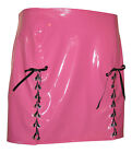 Sexy Pink PVC Pencil Skirt Sizes 6 to 14 Special Offer Plus Free P&P