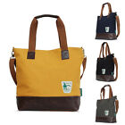 unihood NWT Crossbody Messenger Satchel Campus Canvas Shoulder Tote Bags