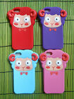 1X USA SOFT FUNNY FOREST SHEEP CUTE COLOR NEW IPHONE 5/5S CASE COVER FREE SCREEN
