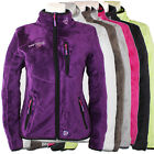 Geographical Norway Tiny Lady Fleece Jacke Fleecejacke Sweatjacke