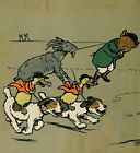Cecil Aldin A Merry Party Photo Print  - Number #5 of  28 Cecil Aldin Dogs Hound