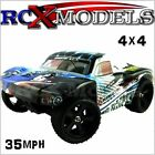 Fast RC Brushless Short Couse Truck Off Road 4x4 1/18 Radio Remote Control Car