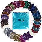 1KG GLITTER WINE GLASS CRAFT HOLOGRAPHIC IRIDESCENT NAIL ART FLORISTRY DUST