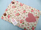 Padded Case/Cover for iPad Mini -  Hand Crafted in Cath Kidston Fabric