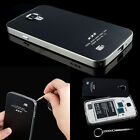 Ultra-thin metal Aluminum case cover skin  For Samsung Galaxy S4 SIV i9500